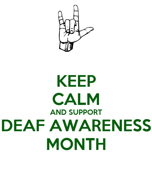 deaf awareness poster Deaf awareness training benefits of deaf awareness training deaf awareness training is relevant for professionals, public servants, service providers, health providers,.