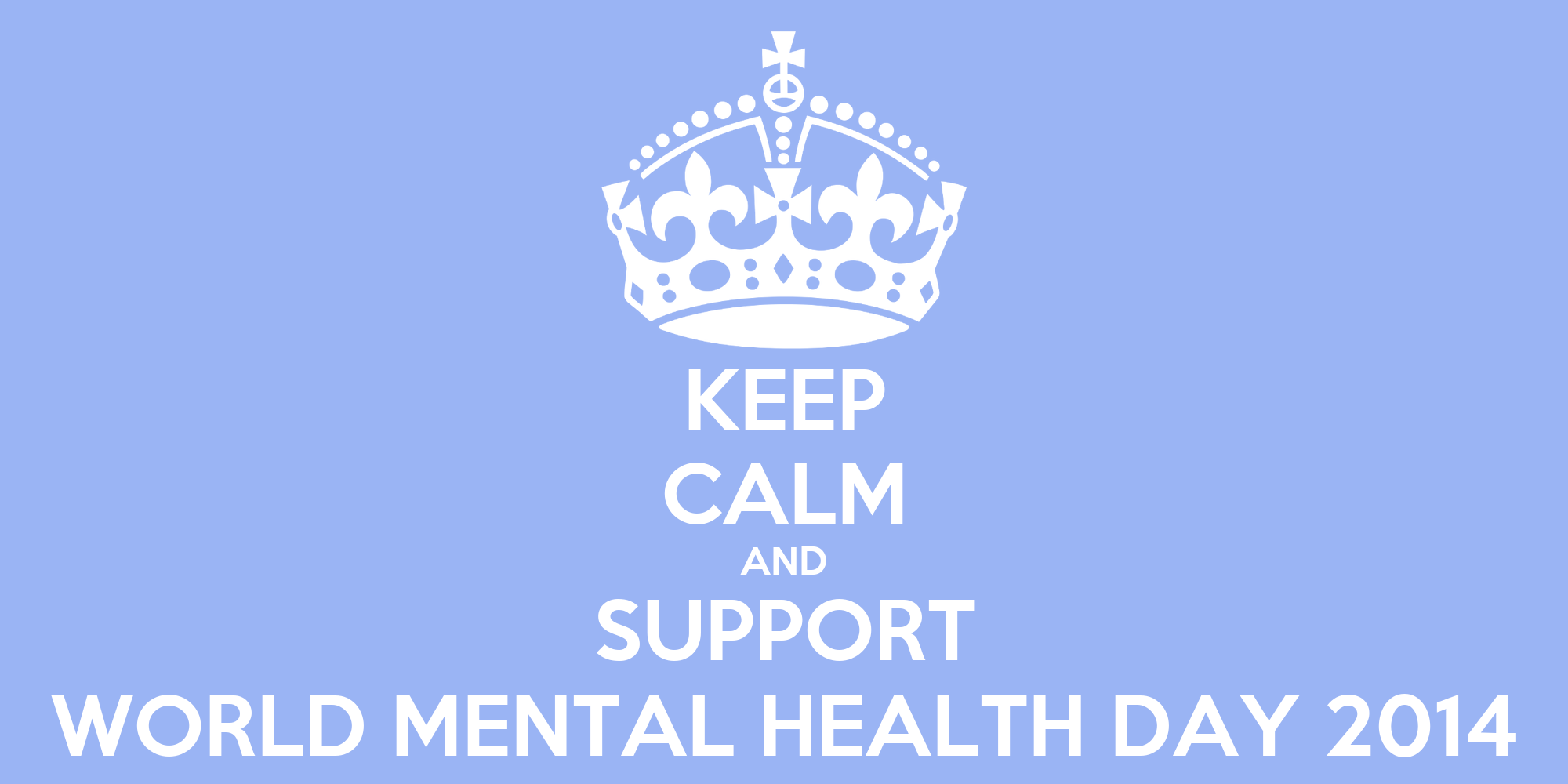 world mental health day - photo #32
