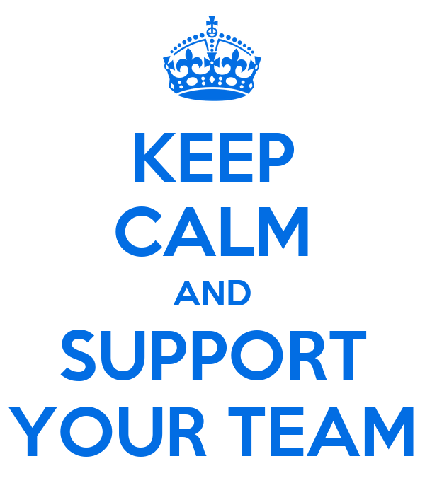 how to support your team leader