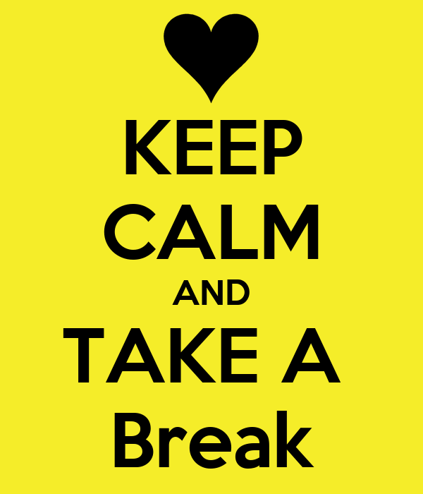 how to take a break from college