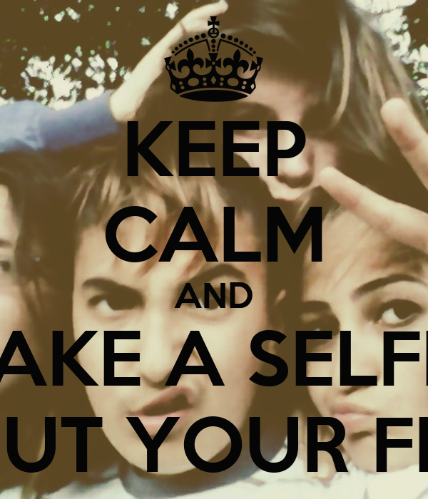 how to take a selfie without a mirror