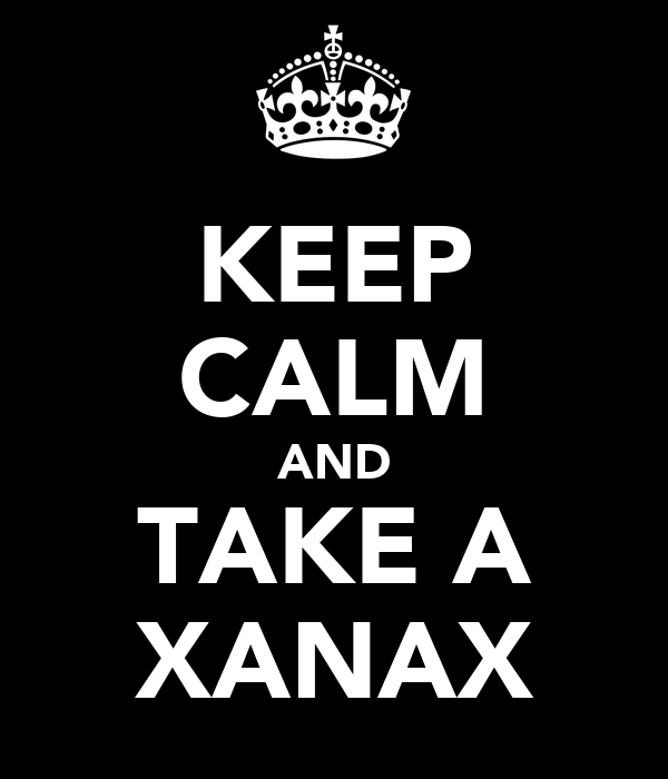 Take A Xanax Why Are So Many Young British People Taking Xanax