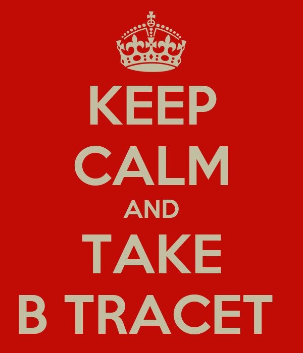 B-tracet