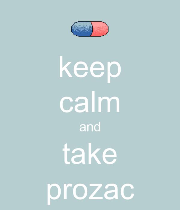 Prozac taken with wellbutrin