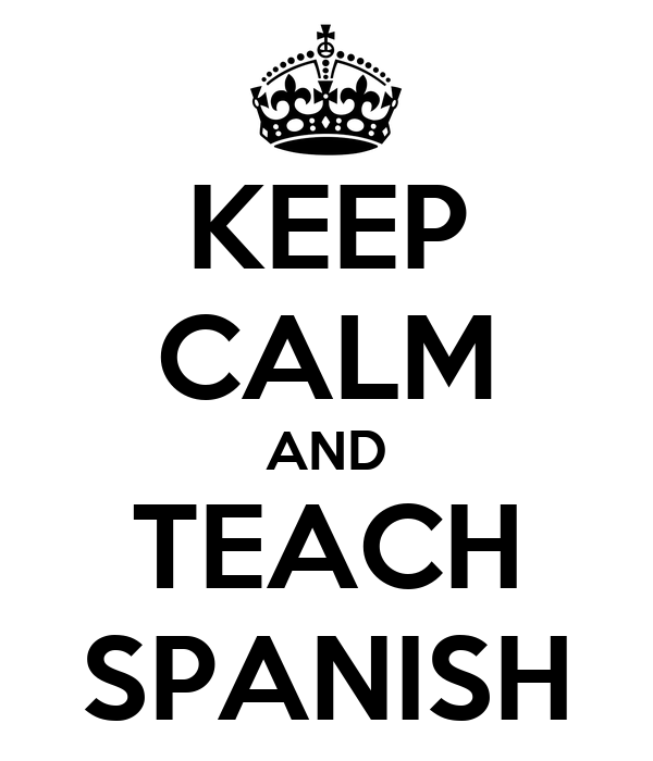 how to teach spanish in the uk