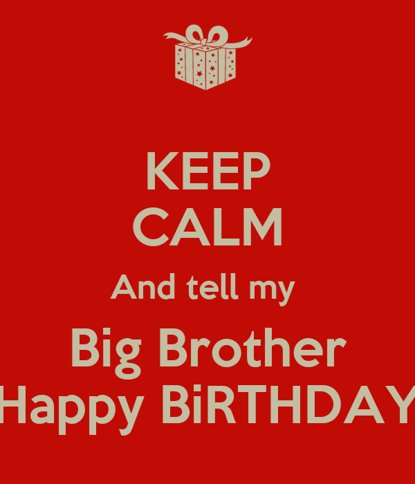 Happy Birthday Elder Brother Images Images & Pictures - Becuo