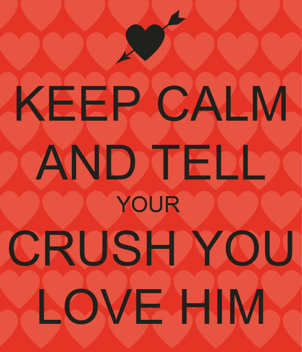 how to tell your crush you like him quiz
