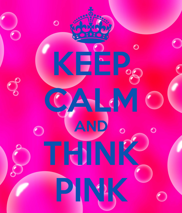 think pink by 61single - photo #14