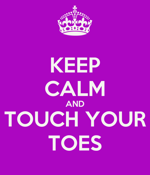 Touch Your Toes Com