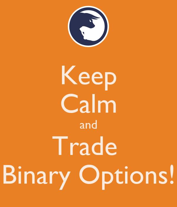 How i trade binary options