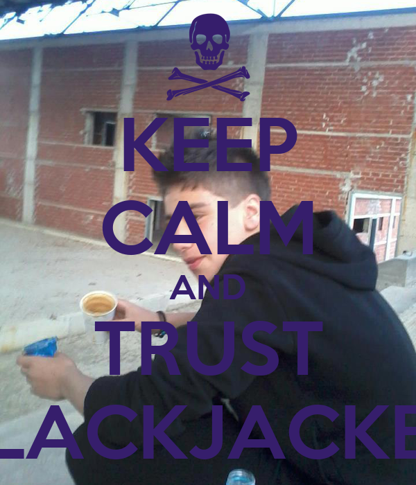 Blackjack trust your heart