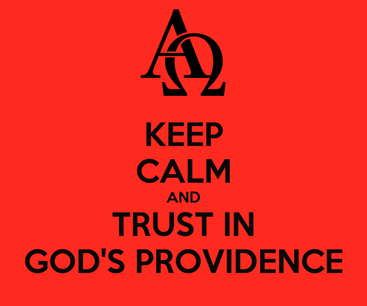 Wall Stickers Childrens Keep Calm And Trust In God S Providence Keep Calm And