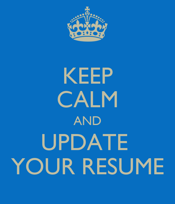 how to update your resume its time to update your resume when virtual vocations dont forget to update your resume responses to how to lta