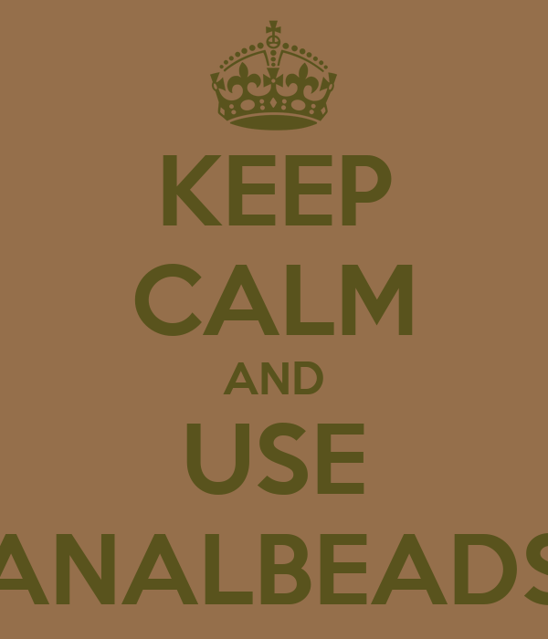 Used Anal Beads 120