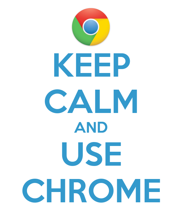 how to keep chrome on top