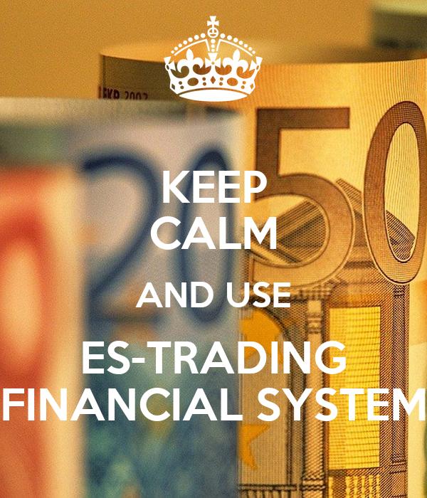 Es trading system