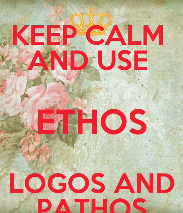 use ethos in a sentence