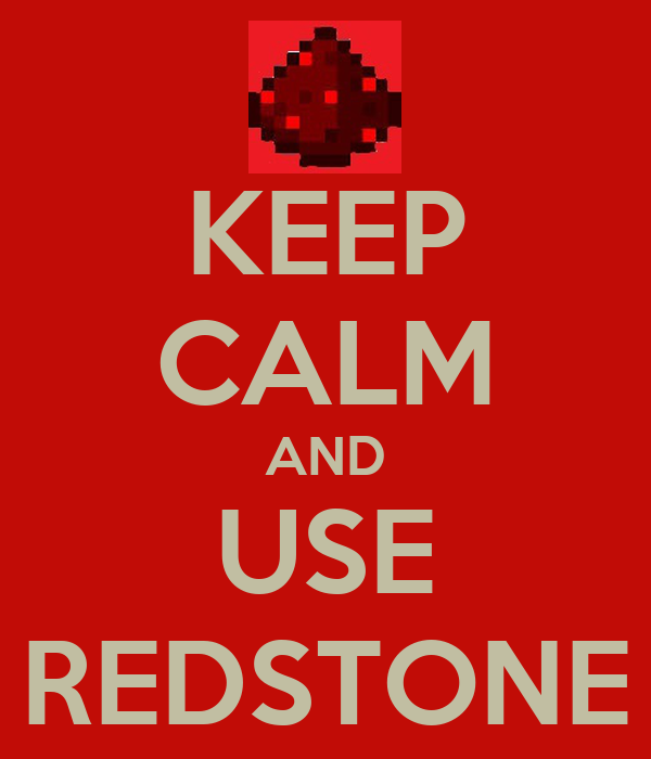 how to use redstone loop