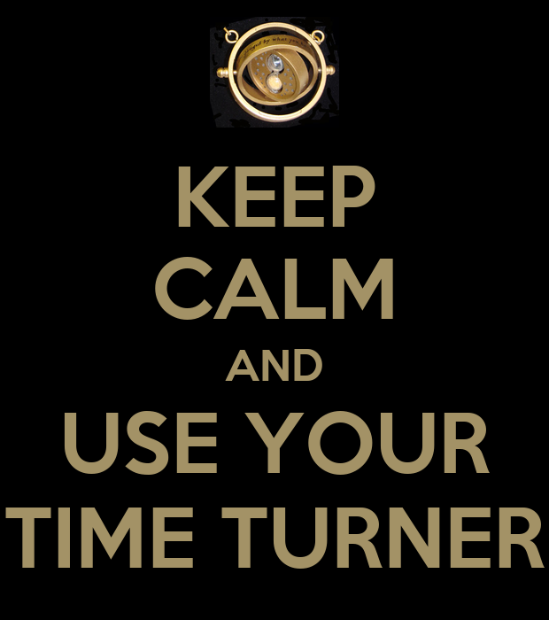 Time Turner Wallpaper And Use Your Time Turner