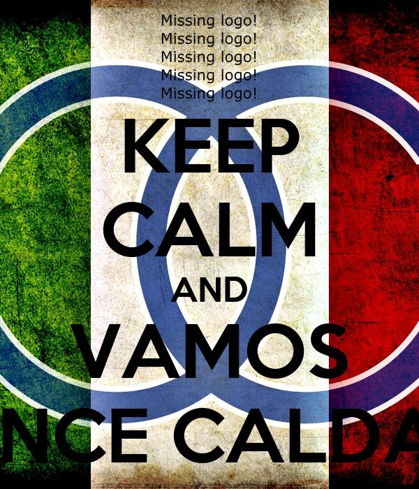 Keep Calm And Vamos Once Caldas Poster Daniel Keep Calm O Matic