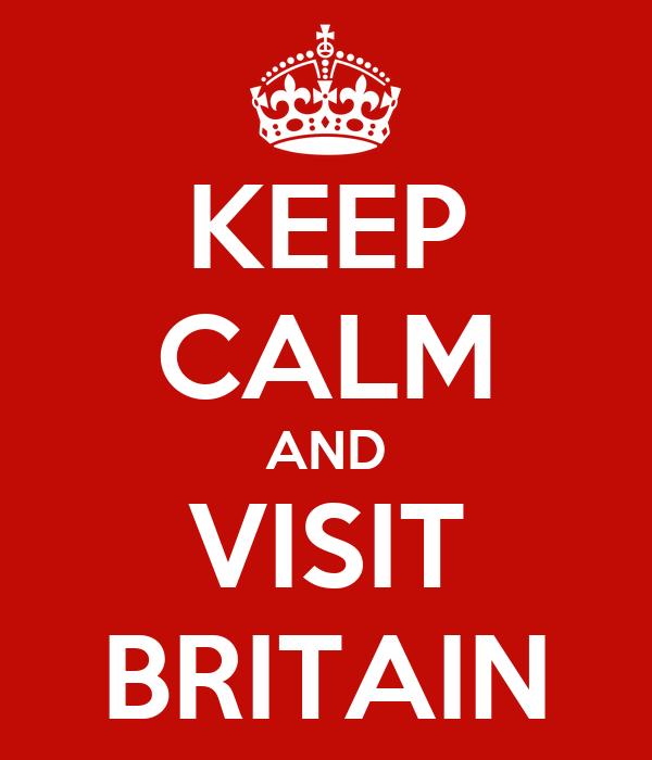 visit britain: