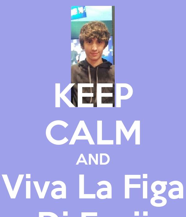 Keep calm and viva la figa di favij poster oscartesta34 for Immagini di keep calm