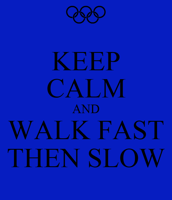 how to slow walk wow