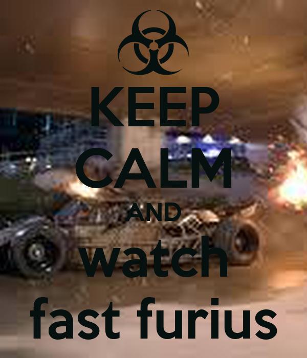 fast an furius