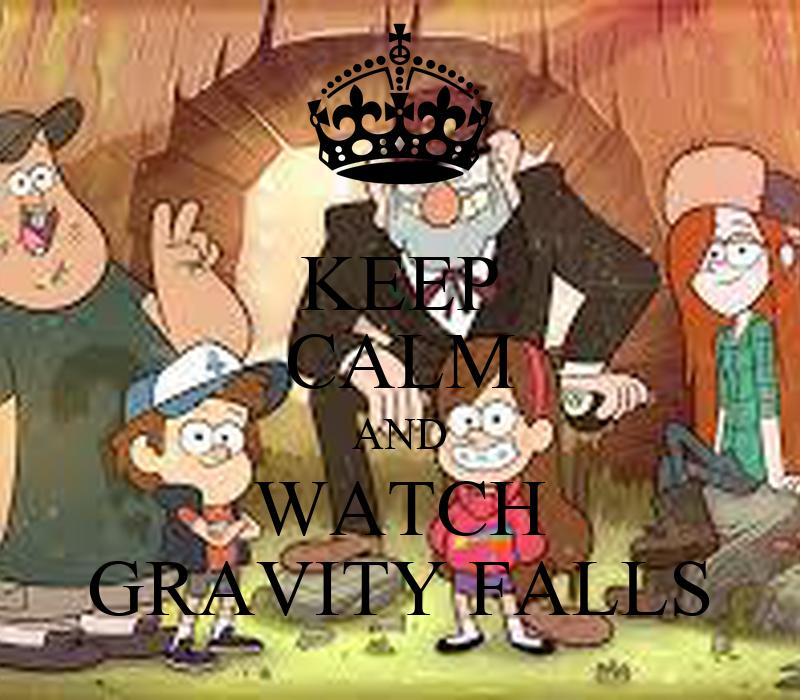 Watch Gravity Falls