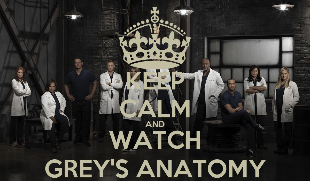 Greys anatomy watch it