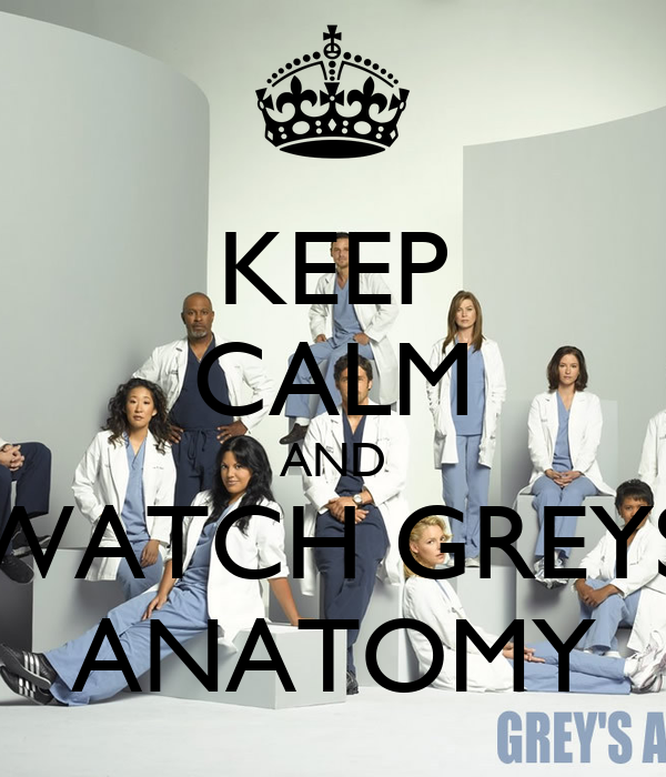 Grey s anatomy watch