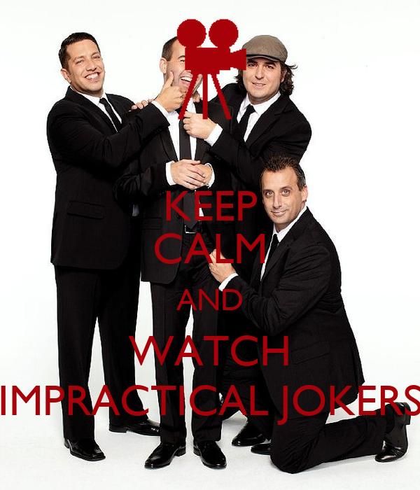 how to watch impractical jokers