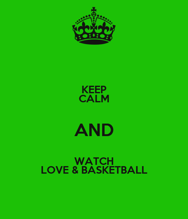 love and basketball review