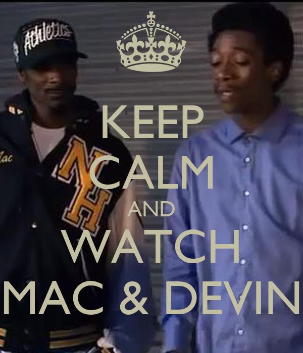 Mac and devin go to high school slow burn