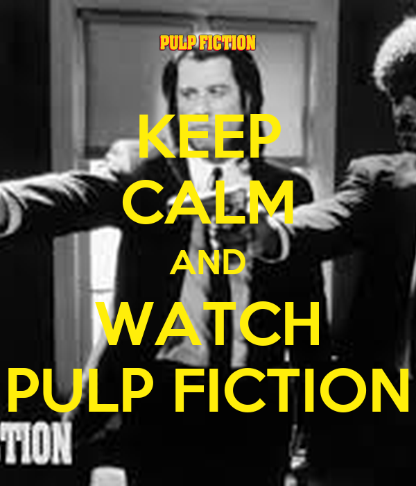 how to watch pulp fiction