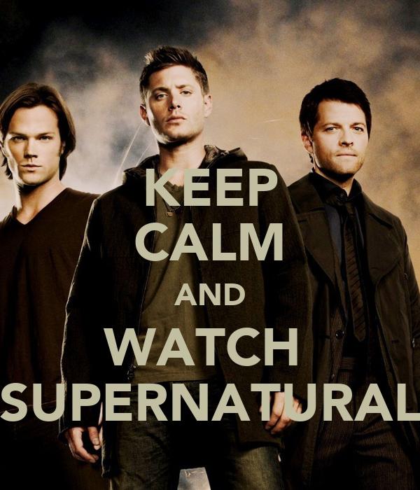 Stream Supernatural