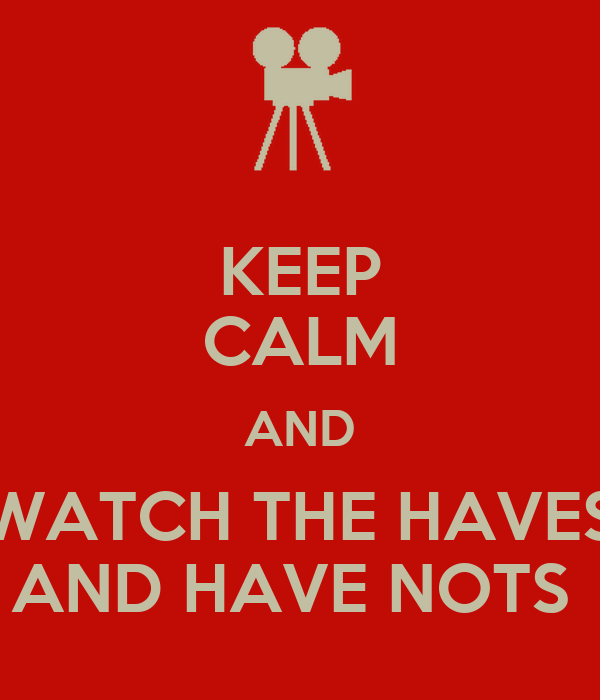 Theme of the day watch haves and have nots season 2