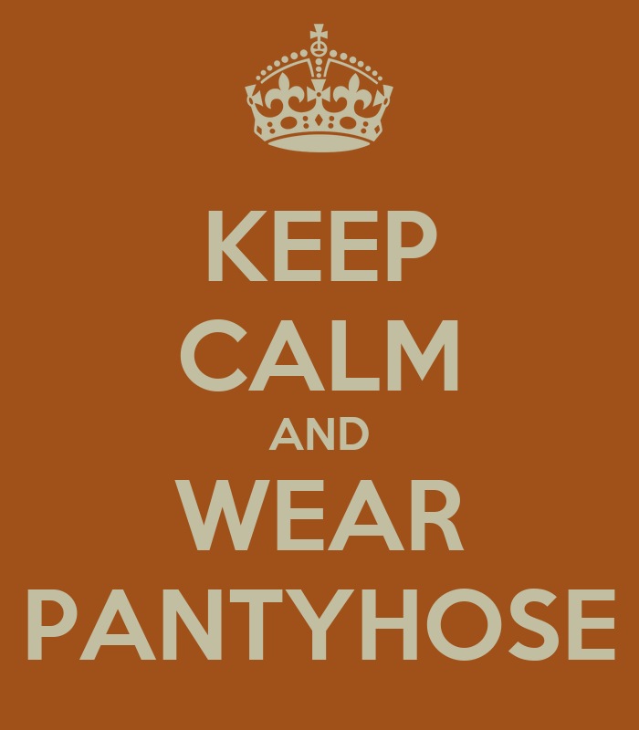 To Wear Pantyhose To Keep 65