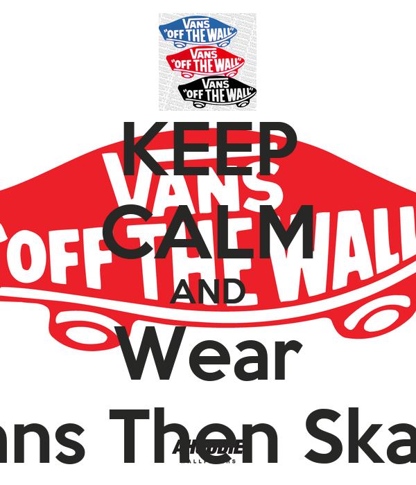 poster vans skate