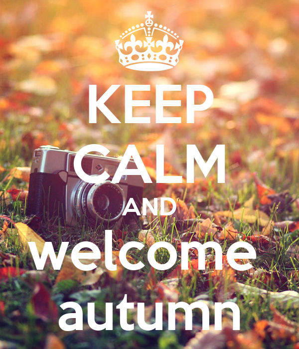 Welcome Autumn Quotes. QuotesGram