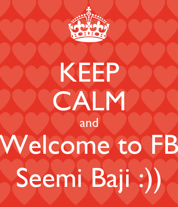 welcome tofb