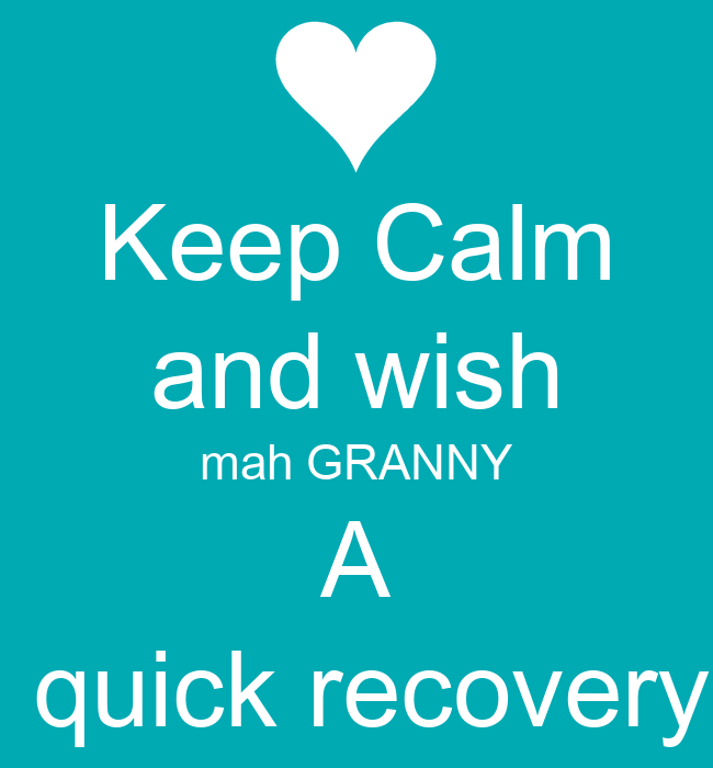 how to wish someone quick recovery