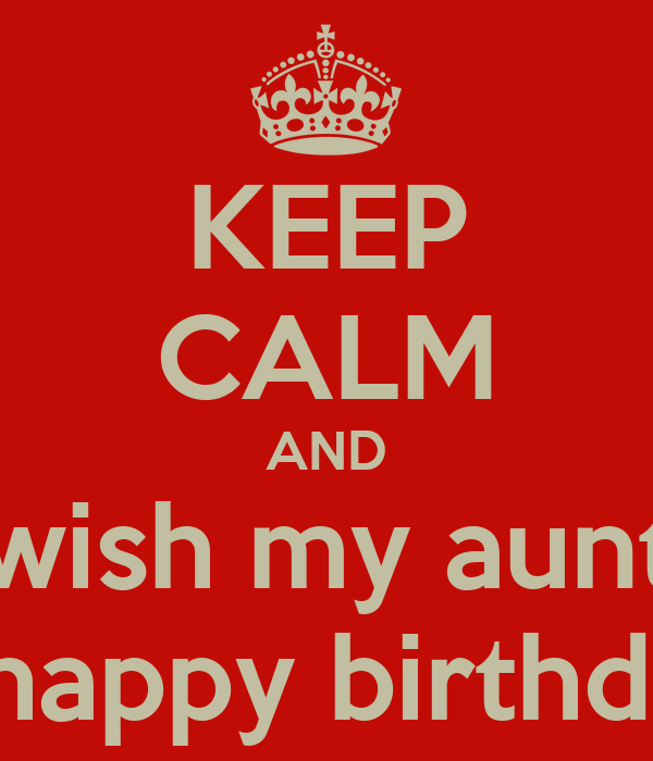 Happy Birthday Quotes For my Aunt my Aunt a Happy Birthday