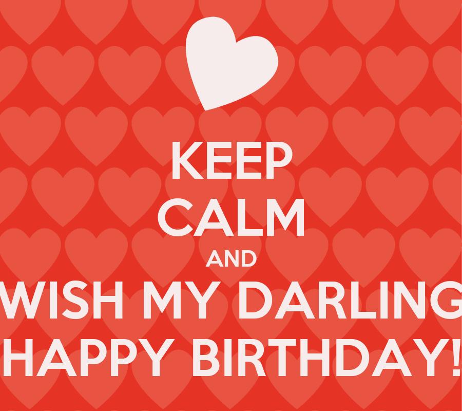 Happy birthday darling quotes lol rofl com