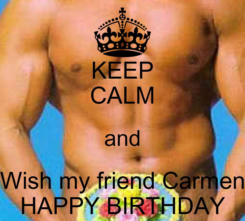 hd happy birthday carmen - photo #39