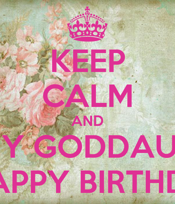 Birthday Quotes Goddaughter: Goddaughter Quotes. QuotesGram