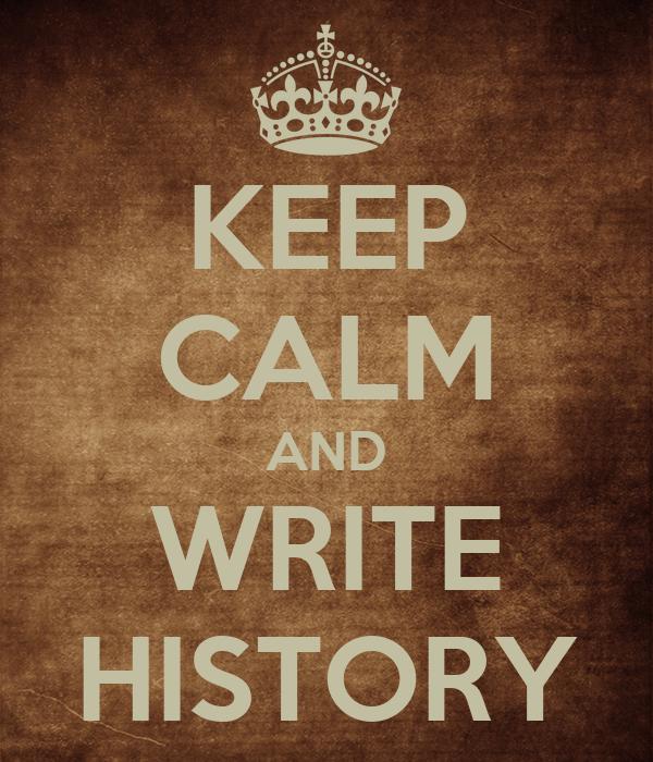 Writing a history essay
