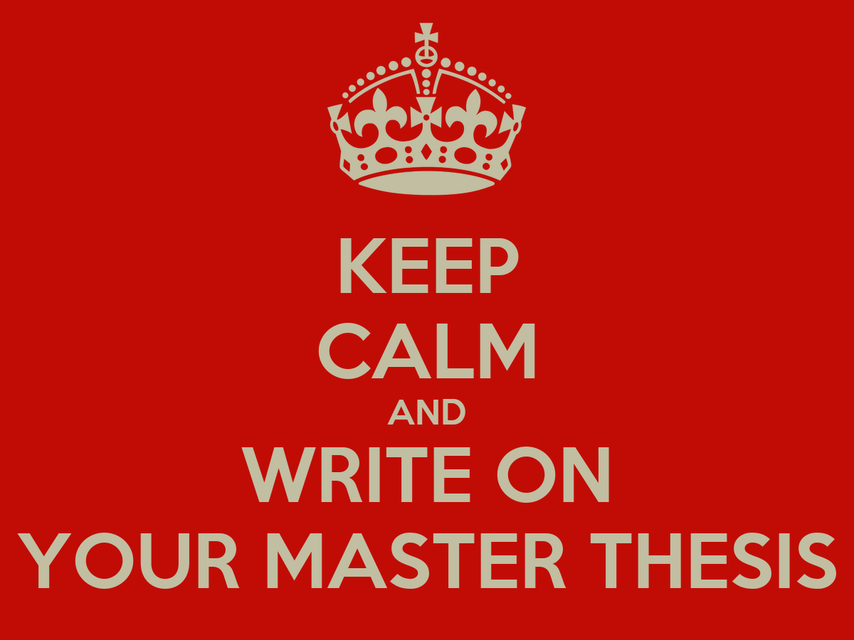 The Secret to Writing Your Dissertation – Starts With A Bang
