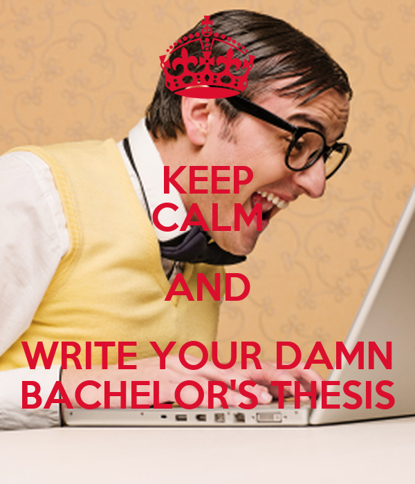 grade of your bachelor thesis Projects, and bachelor's theses  such a way that an external person or a student  can reconstruct the grading using these  grade using the evaluation score.