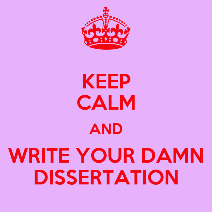 Completing Your Dissertation Without Tears - Columbia University